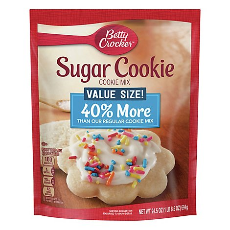 Bc Cookie Mix Sugar 40 Bonus - Each