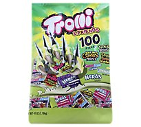 Trolli & Friends Candy Assorted 100 Count - 41 Oz