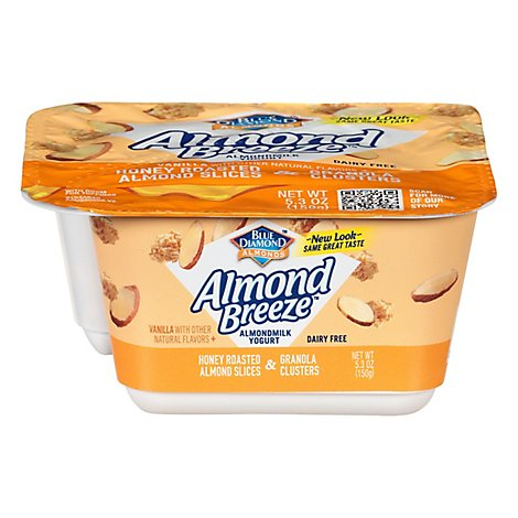 Almond Breeze Honey Granola - 5.3 Oz