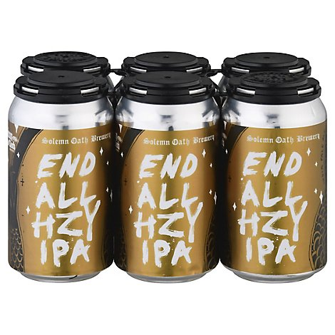 Solemn Oath End All In Cans - 6-12 Fl. Oz.