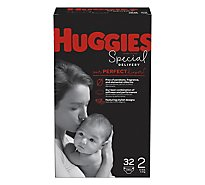 Huggies Special Delivery Diapers Size 2 - 32 Count