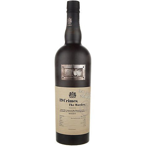 19 Crimes The Warden Wine - 750 Ml