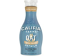 Califia Farms Oatmilk Unsweetened - 48 Fl. Oz.