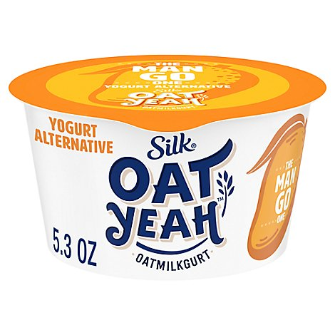 Silk Oat Yeah Yogurt Alternative The Mango One Oatmilkgurt - 5.3 Oz