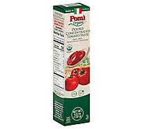 Pomi Tomato Paste Org Dbl Tube - 4.6 Oz