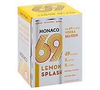 Monaco Lemon Splash 4pk - 4-12 Fl. Oz.