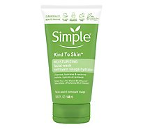 Simple Kind To Skin Facial Wash Moisturizing - 5 Fl. Oz.
