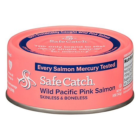 Safecatch Salmon Pink Wild - 5 Oz