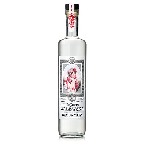 The Countess Vodka Walewska - 750 Ml
