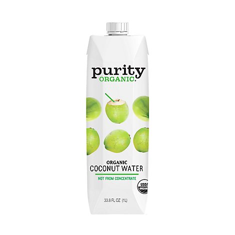 Coconut Water - 33.8 Oz