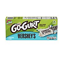 Go-Gurt Yogurt Low Fat Hersheys Cookies N Cream - 8-2 Oz