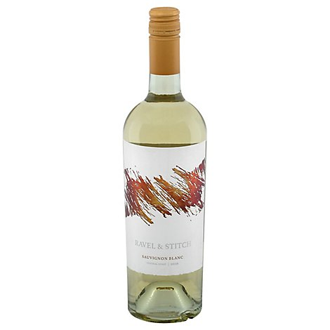 Ravel & Stitch Sauvignon Blanc Wine - 750 Ml