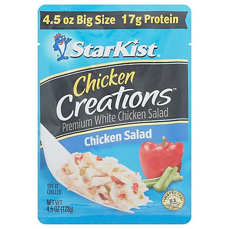 Starkist Chicken Creations Chicken Salad - 4.5 Oz