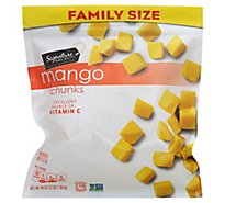 Signature SELECT Mango Chunks Family Size - 48 Oz
