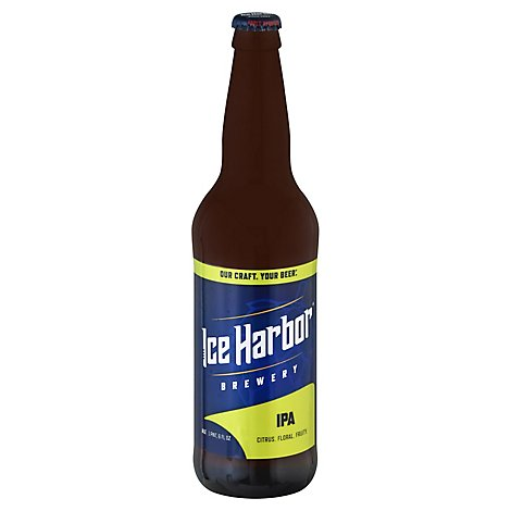 Ice Harbor Ipa - 22 Fl. Oz.
