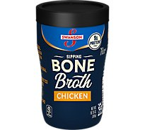 Swanson Bone Broth Sipping Chicken - 10.5 Oz