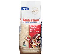 Mahatma Short Grain Rice For Sushi - 16 Oz