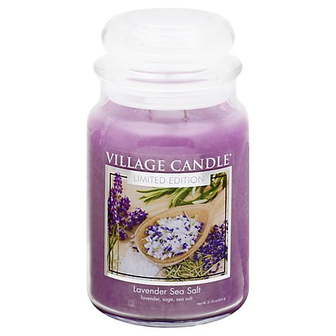 Village Le Lavender & Sea Salt - 26 Oz