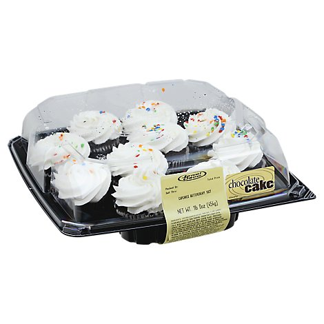 Cupcakes Flavored Iced 10ct