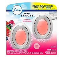Febreze Small Spaces Air Freshener Wild Berries - 2-0.25 Fl. Oz.