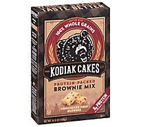 Kodiak Cakes Mix Brownie Protein Packed Chocolate Chip Blondie - 14.82 Oz