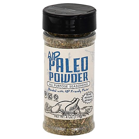 Paleo Powder All purpose Seasoning AIP - 4 Oz