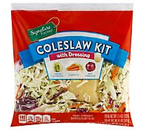 Signature Farms Cole Slaw Kit - 11 Oz