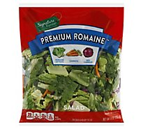 Signature Farms Salad Premium Romaine - 9 Oz