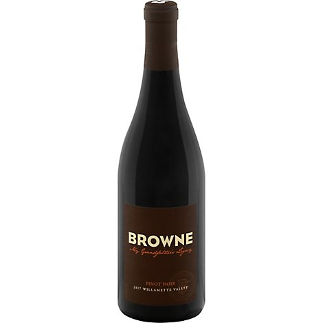 Browne Grandfathers Legacy Pinot Noir Wine - 750 Ml