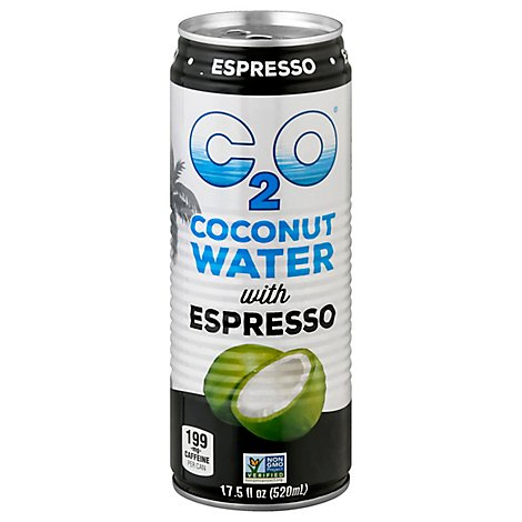 C2O Coconut Water With Espresso - 17.5 Fl. Oz.