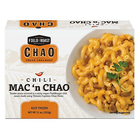 Field Roast Mac N Chao Chili - 11 Oz