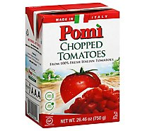 Pomi Tomato Chopped - 26.46 Oz