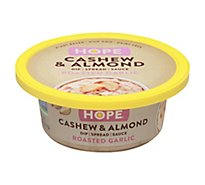 Hope Foods Roasted Garlic Nut Dip - 8 Oz