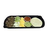 Carne Asada Street Taco Meal Self Serve Cold