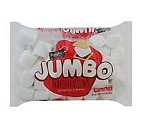 Signature Select Marshmallows Jumbo - 24 Oz