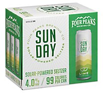 Four Peaks Lima Spiked Limeade Can - 6-12 Fl. Oz.