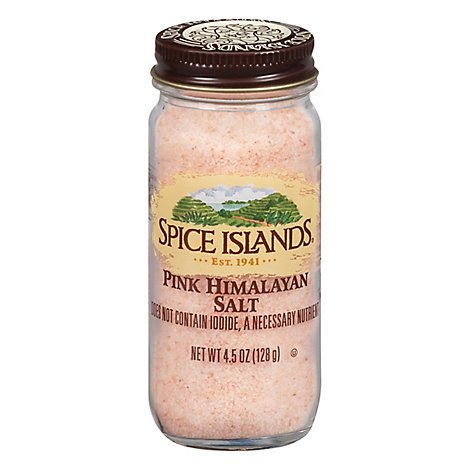 Spice Islands Salt Pink Himalayan - 4.5 Oz