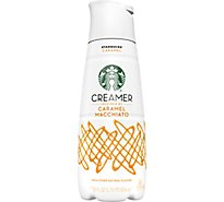Starbucks Coffee Creamer Liquid Caramel Macchiato - 28 Fl. Oz.