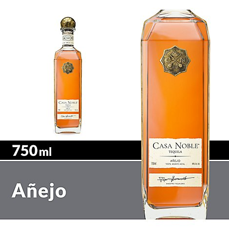 Casa Noble Tequila Anejo - 750 Ml