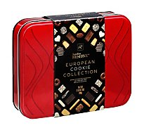 Signature Reserve Cookies European Collection Tin - 24.7 Oz