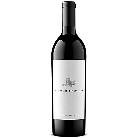 My Favorite Neighbor Wine Red Cabernet Sauvignon - 750 Ml