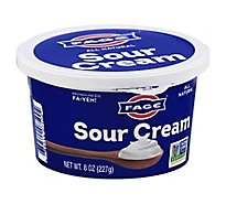 Fage Sour Cream - 8 Oz