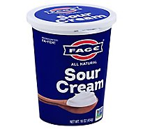 Fage Sour Cream - 16 Oz