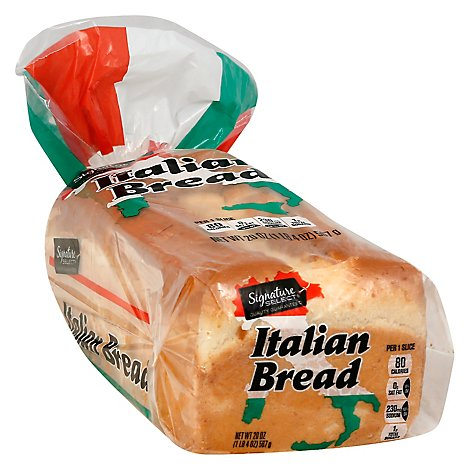 Signature Select Bread Italian - 20 Oz
