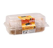 Signature Select Seasons Cake Roll Pumpkin - 18 Oz