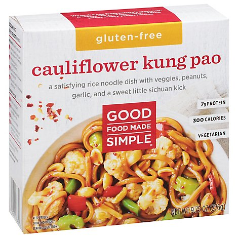 Good Food Entree Bwl Kung Pao Clflw - 9.75 Oz