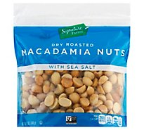 Signature Farms Macadamia Nuts - 12 Oz