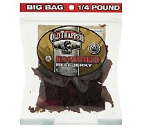 Old Trapper Beef Jerky Old Fashioned - 4 Oz