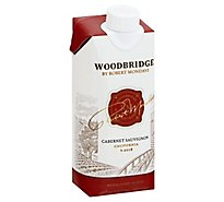 Woodbridge by Robert Mondavi Wine Cabernet Sauvignon Red Box - 500 Ml