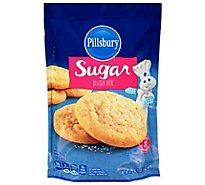 Pillsbury Cookie Mix Sugar - 17.5 Oz